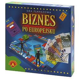 Gra Biznes po Europejsku