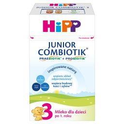 Junior Combiotik 3 Mleko dla dzieci po 1. roku