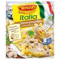 Sosy do makaronu Italia Sos serowo-pieczarkowy z nat...