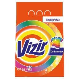 Proszek do prania kolorowych tkanin 1.35 kg, 18 prań