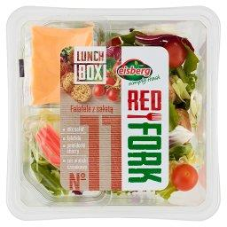 Red Fork Lunch Box No 11 Falafele z sałatą