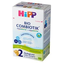 2 BIO Combiotik Ekologiczne mleko następne dla niemo...