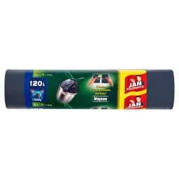 Magnum Worki na śmieci 120 l 8 sztuk