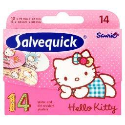 Hello Kitty Plastry 14 sztuk
