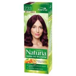 Naturia color Farba do włosów głęboki burgund 233