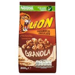 Lion Płatki śniadaniowe granola