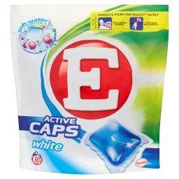 Active Caps White Kapsułki do prania 600 g (30 sztuk)