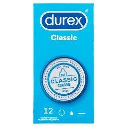 Classic Prezerwatywy 12 sztuk