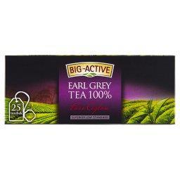 Pure Ceylon Earl Grey Herbata 100%  (25 torebek)