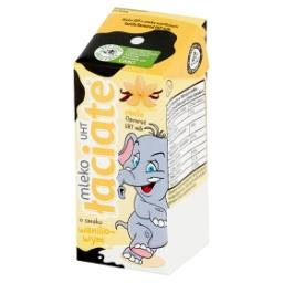 Mleko UHT o smaku waniliowym