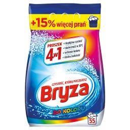 4w1 Proszek do prania do koloru  (55 prań)