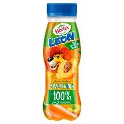 Leon Sok jabłko marchew brzoskwinia
