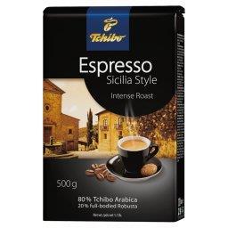 Espresso Sicilia Style Intense Roast Kawa palona ziarnista