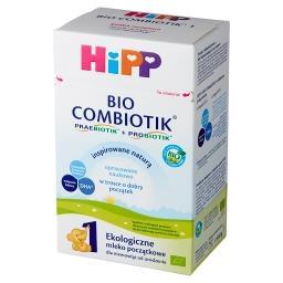 1 BIO Combiotik Ekologiczne mleko początkowe dla niemowląt od urodzenia