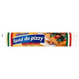 Spód do pizzy prostokątny w stylu włoskim