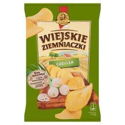 Chipsy ziemniaczane o smaku cebulki