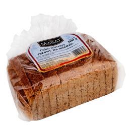 Chleb razowy na miodzie 500g