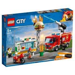 City Fire Na ratunek w płonącym barze 60214