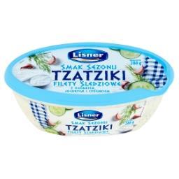 Smak Sezonu Tzatziki Filety śledziowe z ogórkiem jog...
