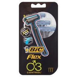 Flex O3 Control Maszynka do golenia 3 sztuki