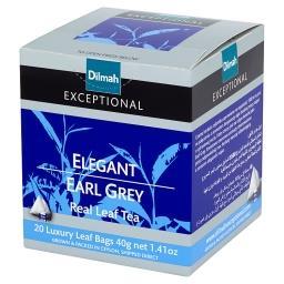 Exceptional Czarna cejlońska herbata z aromatem berg...