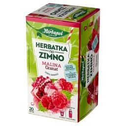 Herbatka na zimno malina granat 36 g (20 x 1,8 g)
