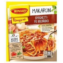 Pomysł na... Makaron spaghetti po bolońsku