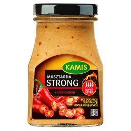 Musztarda strong z chili ciętym