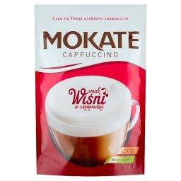 Cappuccino smak wiśni w czekoladzie