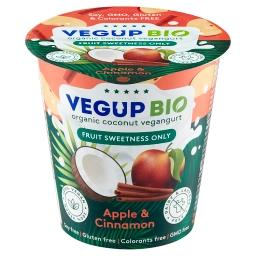 Kokosowy vegangurt jabłko & cynamon