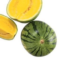 Arbuz żółty