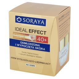 Ideal Effect 40+ Krem wygładzająco-ujędrniający na dzień