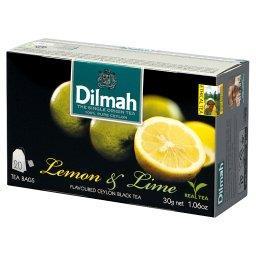 Lemon & Lime Cejlońska czarna herbata 30 g (20 x )
