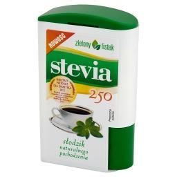 Stevia Słodzik naturalnego pochodzenia 13,8 g (250 tabletek)
