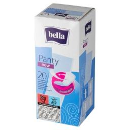 Panty New Wkładki higieniczne 20 sztuk