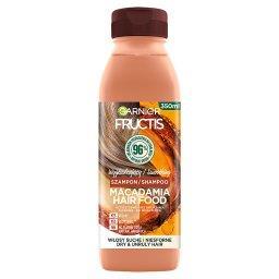 Fructis Macadamia Hair Food Szampon wygładzający 350...