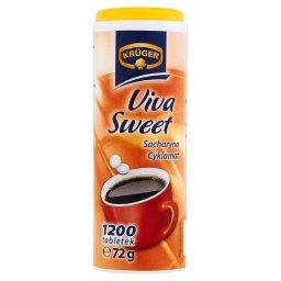 Viva Sweet Słodzik stołowy w tabletkach  (1200 table...