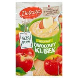 Z serca natury Owocowy kubek Kisiel o smaku jabłkowym