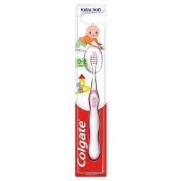 Kids Szczoteczka do zębów dla dzieci 0-2 lata bardzo...