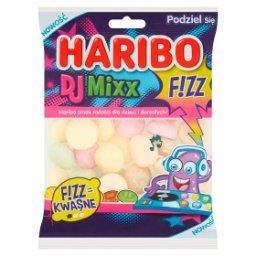 Fizz DJ Mixx Żelki owocowe