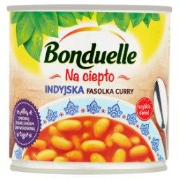 Danie na ciepło Indyjska fasolka curry
