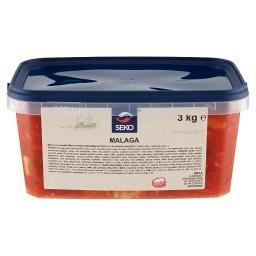 Filety śledziowe w sosie warzywno-owocowym malaga
