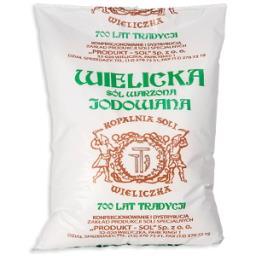 Sól Wielicka 1kg