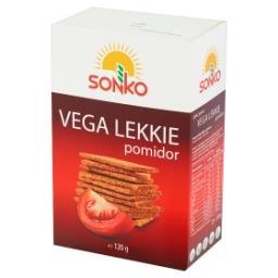 Pieczywo Vega Lekkie z pomidorem