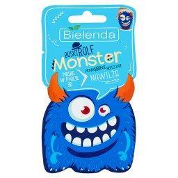 Monster Nawilżająca maska w płacie 3D boski Rolf