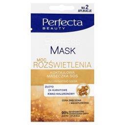 Beauty Experss Mask Moc rozświetlenia Koktajlowa maseczka SOS