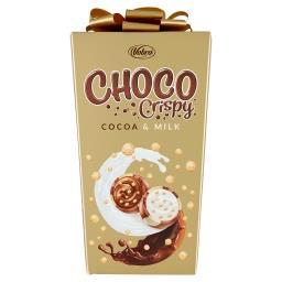 Choco Crispy Praliny nadziewane kremem kakaowym krem...