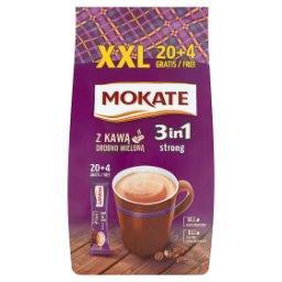 3in1 Strong Rozpuszczalny napój kawowy w proszku 408 g