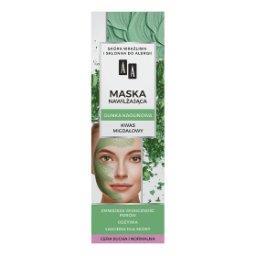 Carbon&Clay maska nawilżająca z glinką kaolin 30 ml