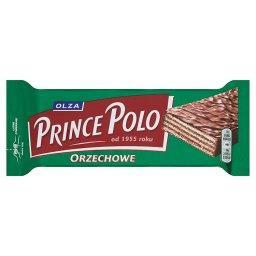 Prince Polo Orzechowe Kruchy wafelek z kremem o smak...